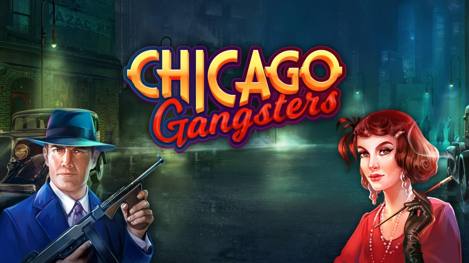 Chicago Gangsters from Playson