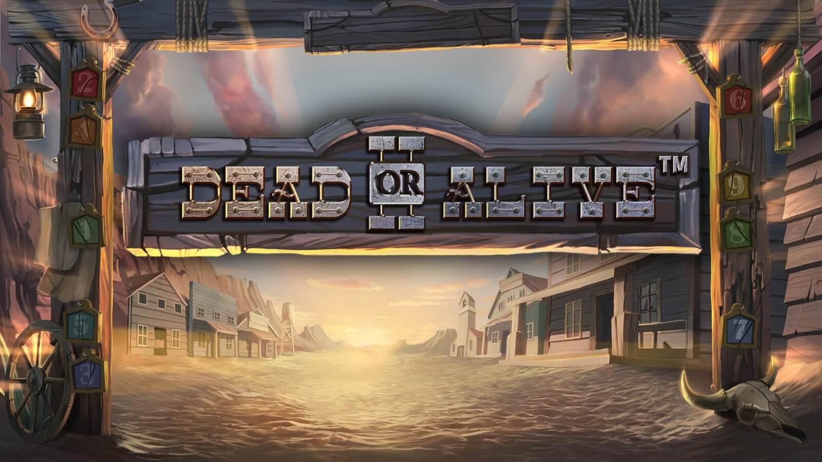 Dead or Alive 2 (NetEnt) Slot Review