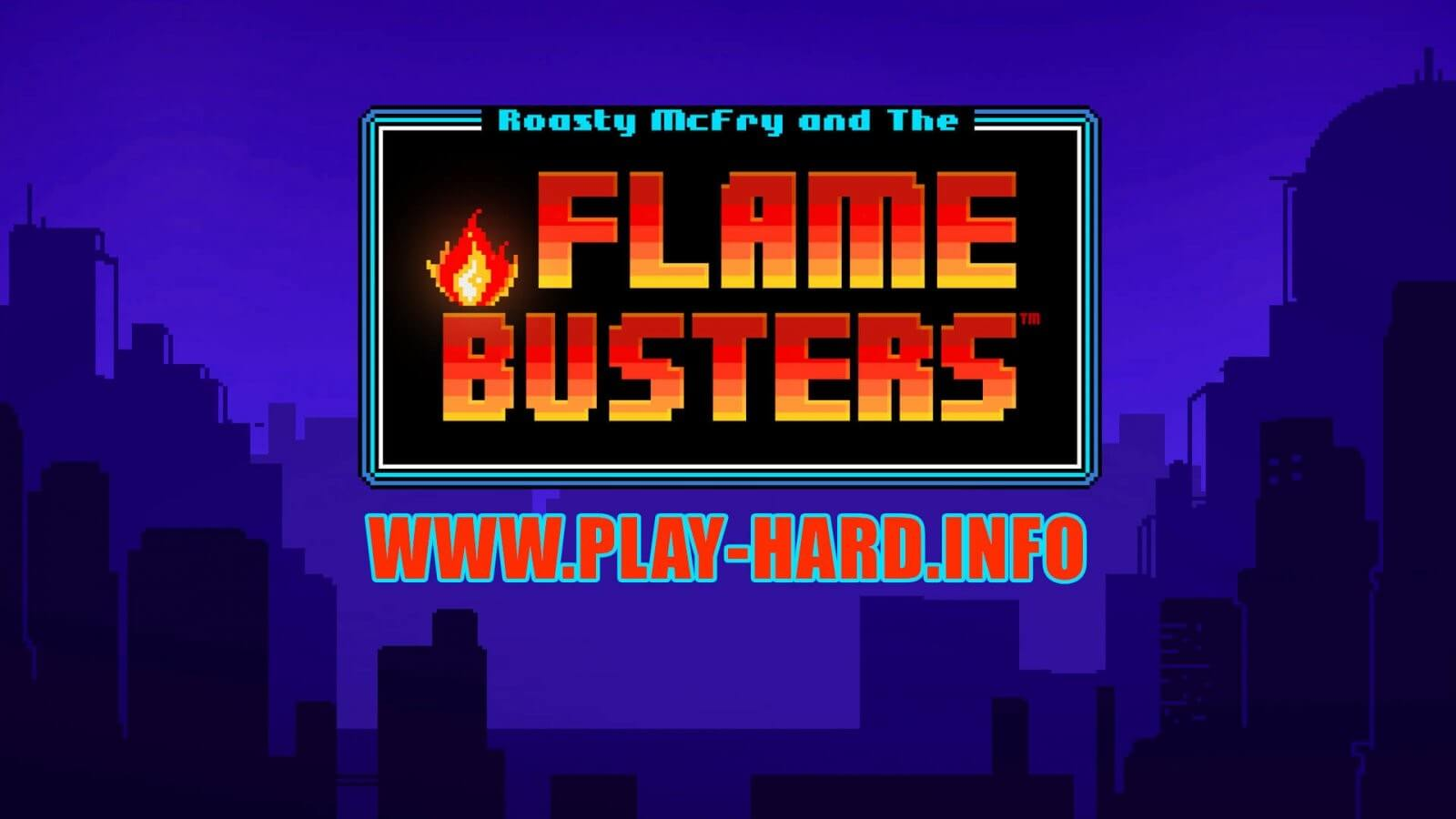 Flame Busters (Thunderkick) Slot Review