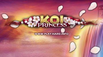KOI Princess (NetEnt) Slot Music