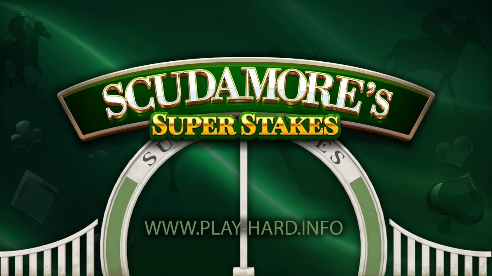 Scudamore's Super Stakes from NetEnt