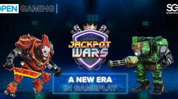Jackpot Wars (Scientific Games) unique slot with built-in jackpot tournaments and store