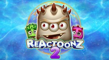Details and video slot machine Reactoonz 2. Release on October 1